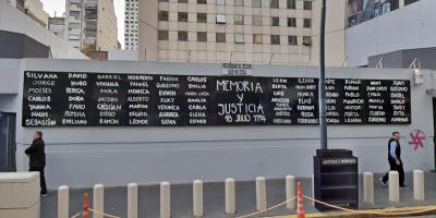 Experto israelí en terrorismo vincula contactos en Uruguay con atentado de la AMIA