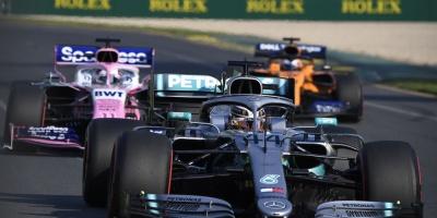 Hamilton saldrá desde la 'pole' en el Gran Premio de Estiria; Sainz, tercero