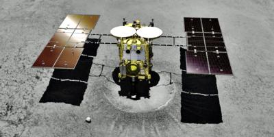 Sonda japonesa con muestras del asteroide Ryugu regresará el 6 de diciembre