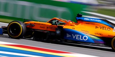 Sainz: Soy optimista, en McLaren estamos trabajando en la dirección correcta