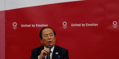 """Tokio garantiza """"todas las sedes y la Villa"""" de 2020 para 2021"""