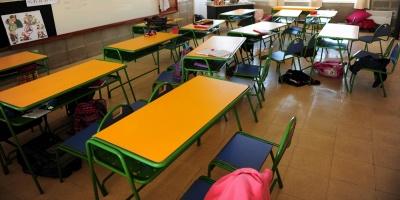 Preocupa la detección de dos casos de coronavirus en padres de escuelas públicas de Montevideo