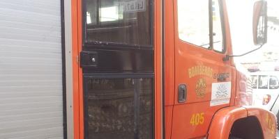 Un incendio en una celda de la cárcel Las Rosas dejó seis reclusos heridos