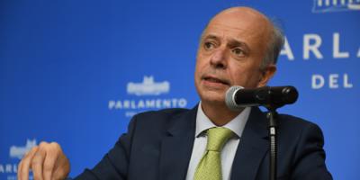 """García llamó a los integrantes de la coalición de gobierno a la unidad y a no """"exigir ni emplazar al presidente, ni a nadie"""""""
