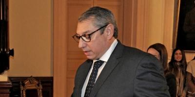 La casa en Florida del embajador de Uruguay en Argentina, Carlos Enciso, sufrió un robo en las últimas horas