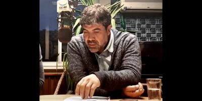 El senador comunista Óscar Andrade manifestó su apoyo a la candidatura de Carolina Cosse