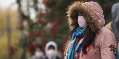 Inumet emitió perspectivas para la próxima semana con temperaturas bajo cero