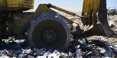 Raffo presentó un plan para mejorar la limpieza y la gestión de los residuos en Montevideo