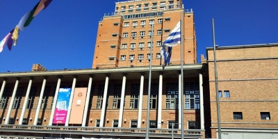 """Los candidatos a la Intendencia de Montevideo firmaron un compromiso por una campaña electoral """"limpia y responsable"""""""