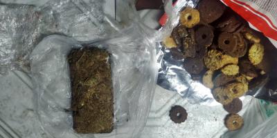 Una operadora penitenciaria condenada por intentar ingresar droga a la cárcel de Salto