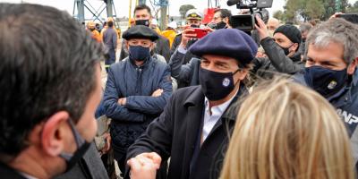 Lacalle Pou se reunirá el miércoles con FANCAP por el conflicto de la cementera de Paysandú y otros reclamos
