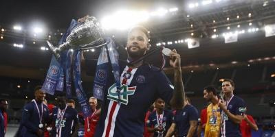 Neymar devuelve la Copa al PSG y Mbappe se lesiona