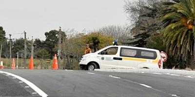 Murió una mujer de 42 años, y un hombre resultó gravemente herido a raíz un siniestro de transito en Rocha