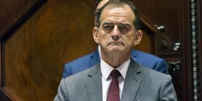 Manini Ríos planteó en el Senado derogar la ley interpretativa de la Ley de Caducidad