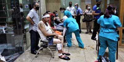 Israel ofrece ayuda humanitaria al Líbano tras explosión en Beirut