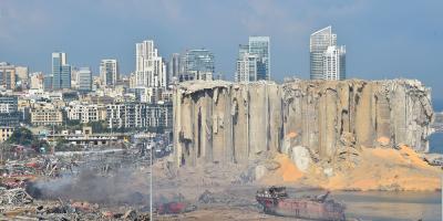 El Gobierno uruguayo expresó sus condolencias por las explosiones en el puerto de Beirut