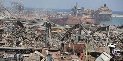 Suben a 135 los muertos y desaparecidos y más de 5.000 los heridos en Beirut