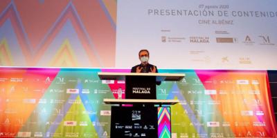 """Málaga programa un Festival """"amable"""" para demostrar que el cine es """"seguro"""""""