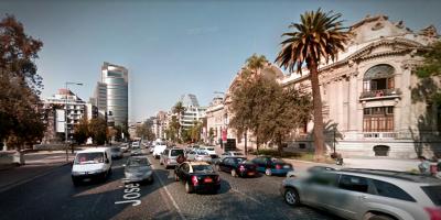 Cuarentenas llevaron calidad del aire de Santiago a su mejor nivel en décadas