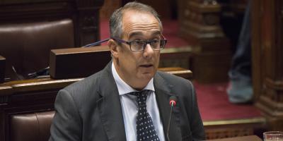 Vicepresidente del FA negó que ataques a Villar en portales y redes sean lanzados desde el sector de Martínez