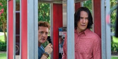 """Keanu Reeves y la roquera esperanza de """"Bill & Ted"""""""