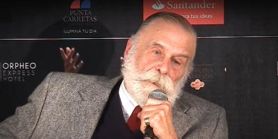 A los 84 años falleció Jorge Abbondanza, una de las grandes personalidades de la cultura uruguaya