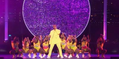 """Maluma se lleva el MTV VMA a mejor videoclip latino por """"Qué pena"""""""