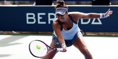 Alexandrova frustra el regreso de Clijsters al Abierto