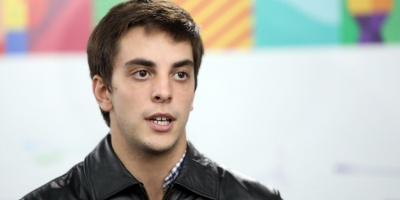 Santiago Urrutia rumbo al estreno en Zolder