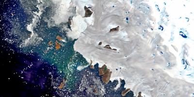 La reducción de hielo del Mar de Bering no tiene precedentes en 5.500 años