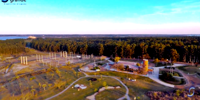 El gobierno inauguró el Polo Educativo Científico Tecnológico Binacional de Salto Grande