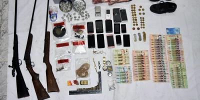 La Policía de Lavalleja desmanteló una organización criminal