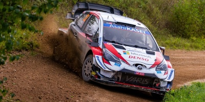 Hamilton crea un equipo en la competición de rallys con eléctricos Extreme E