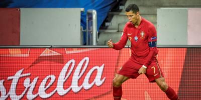 Pelé felicitó a Cristiano Ronaldo por marcar 101 goles con Portugal