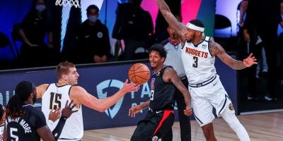 Raptors vuelven a sobrevivir; Clippers se acercan a finales Conferencia Oeste