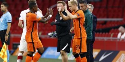 Ronald de Boer propone a su hermano Frank como seleccionador de Países Bajos