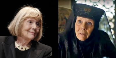 """Muere a los 82 años la actriz de """"Juego de tronos"""" Diana Rigg"""