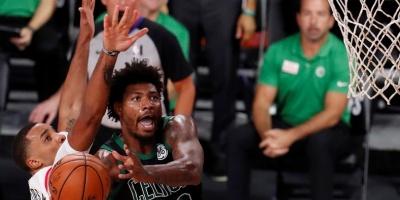 NBA: Celtics destronan a Raptors en el Este; Nuggets dan suspense en el Oeste