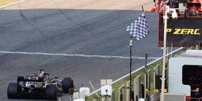 Hamilton gana en Mugello y logra su 90º victoria en la Fórmula 1