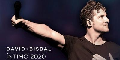 "David Bisbal finaliza en España su gira ""ÍNTIMO 2020"""