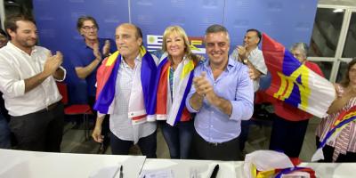El 50% de los montevideanos elegiría al Frente Amplio y el 39% a Raffo, según Cifra