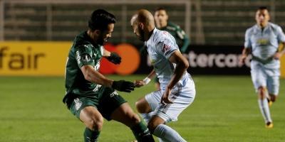Copa Libertadores: Palmeiras vence en La Paz y con paso perfecto lidera el Grupo B
