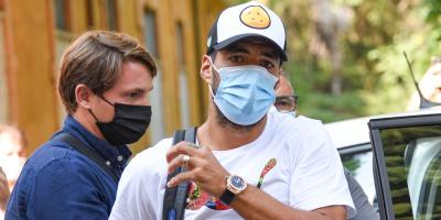 Luis Suárez superó el examen de italiano previo a la obtención del pasaporte