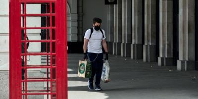 """El Reino Unido se plantea otro confinamiento nacional como """"último recurso"""""""