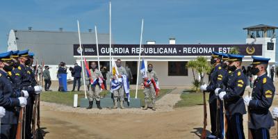 Inauguraron sede de la Republicana en San Carlos tras preocupación por bandas de narcotráfico