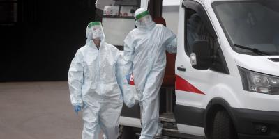 Moscú registra la mayor cifra diaria de contagios en casi tres meses