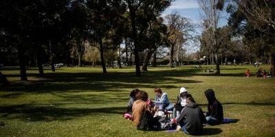 La primavera ingresó hoy al hemisferio sur, bajo los efectos de una fase fría de La Niña