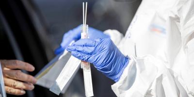 COVID-19: El Sinae reportó 243 casos activos de la enfermedad