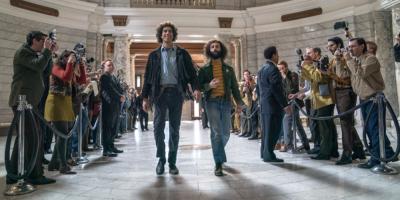 """La protesta que no cesa: """"The Trial of the Chicago 7"""" pide paso en los Óscar"""