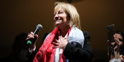 Carolina Cosse, segunda mujer al frente de la Intendencia de Montevideo